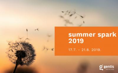 Summer spark 2019.