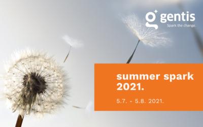 Summer Spark 2021.